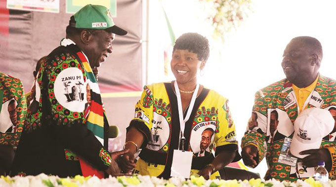 Big boost for devolution. . . as Zanu-PF mulls changes to Constitution