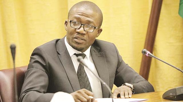 Minister Mangaliso Ndlovu