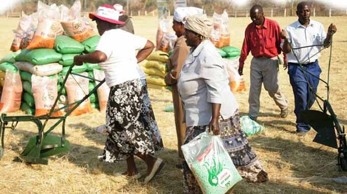 'Contract farming key to increased output'