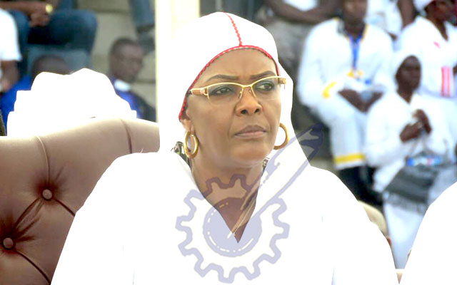 JUST IN: Grace Mugabe to lose property