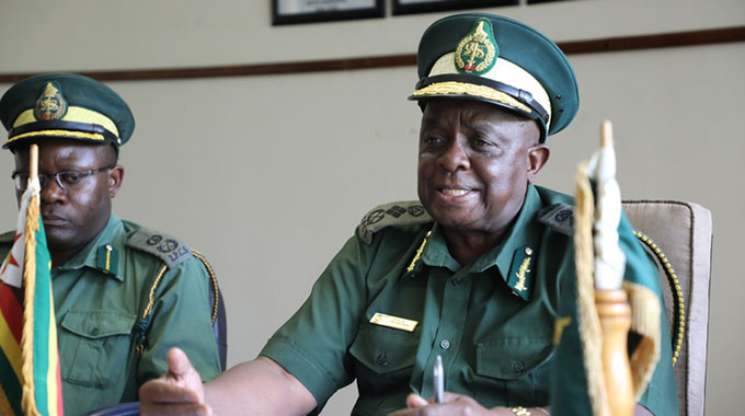 Prisons chief lays out vision
