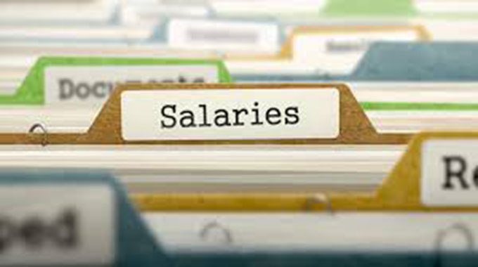 Early pay for civil servants