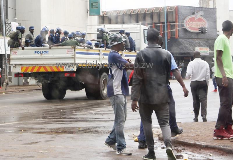 Businesses bemoan shutdown losses - Zimbabwe Situation