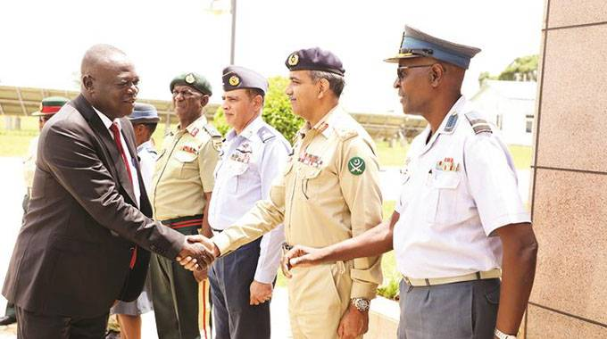 Command Agric to continue — Shiri