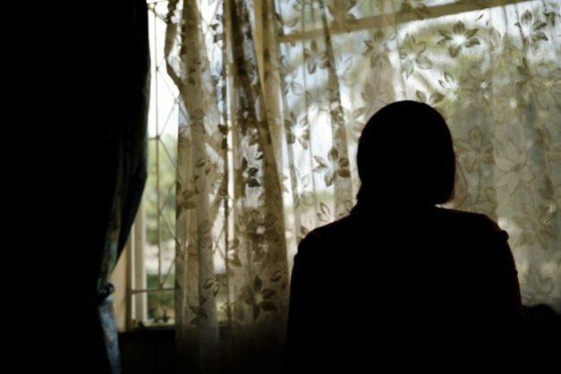 The 33-year-old woman says she was raped by two men. AFP/Jekesai NJIKIZANA