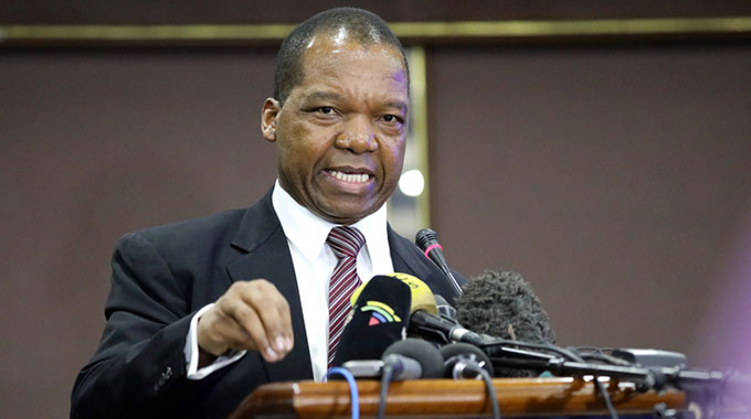 JUST IN: RBZ sets forex priority list