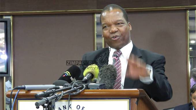JUST IN: RBZ floats US dollar exchange rate