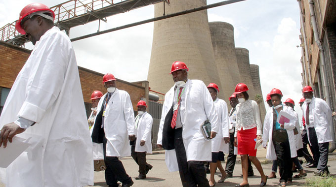 ZPC to start Harare re-powering project