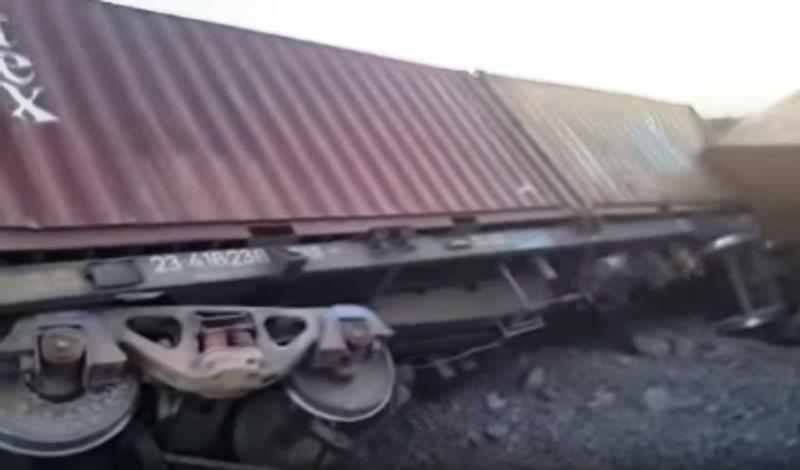 Govt must prioritise rail infrastructure revamp - Zimbabwe