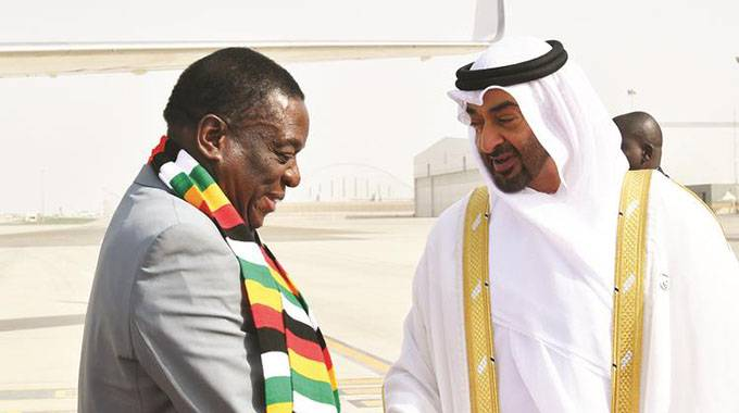 Abu Dhabi visit an eye-opener