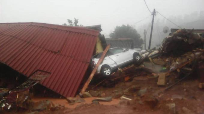 Gvt assesses infrastructure damage from Idai