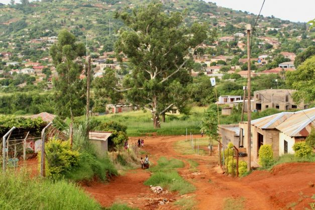 Immigrants say they fear for their future in Ga-Rapitsi, village outside Modjadjiskloof, Limpopo. Photo: Emelda Tintswalo