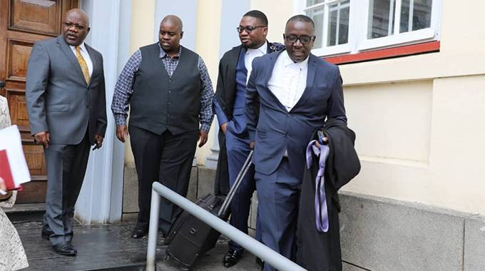 JUST IN: Chivayo acquitted of $5.6m ZPC fraud