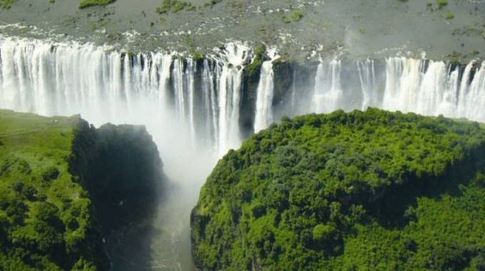 US$500million facelift for Victoria Falls