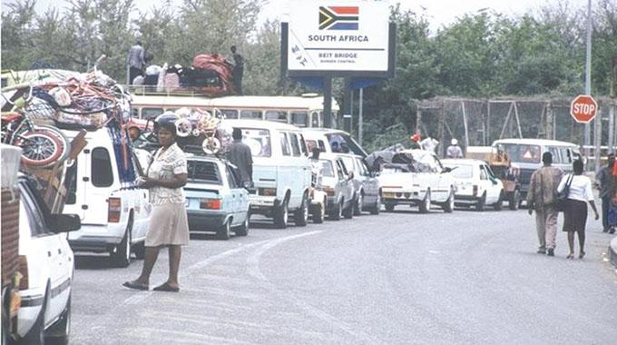 Border delays rile transporters