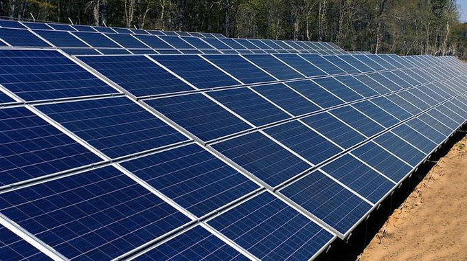 Scramble for solar power plants