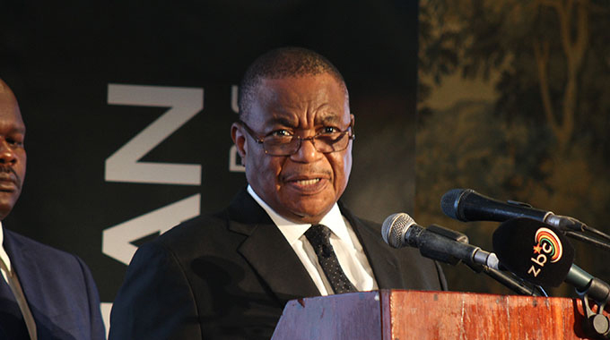 VP Chiwenga lashes out at 'financial terrorists'