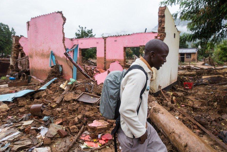 Zimbabwe floods,idai