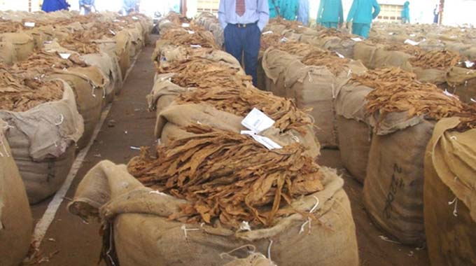 Tobacco exports rake in $214m