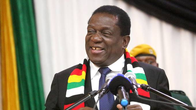 President urges council to give Harare a facelift