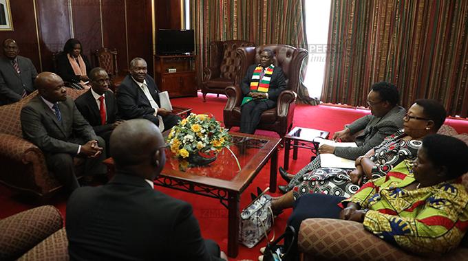 Political party leaders preach peace, unity
