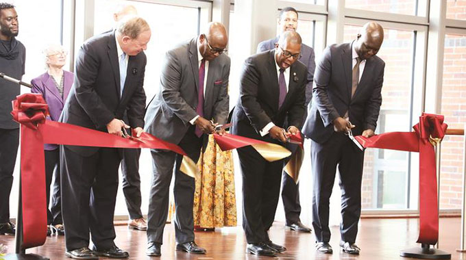 US opens $300m embassy in Zim