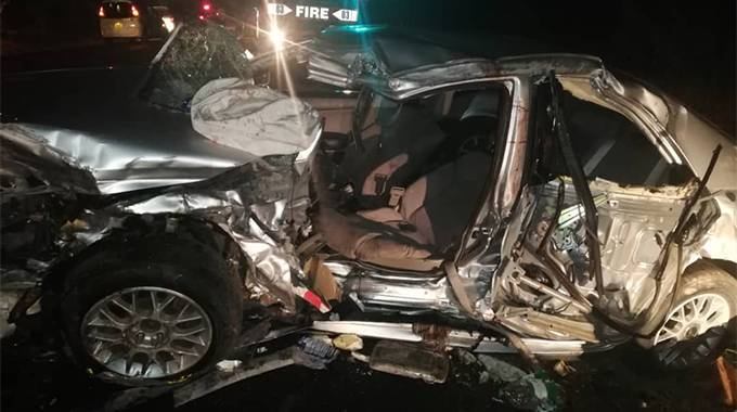 UPDATED: Two die as Vimbai Tsvangirai battles for life after accident