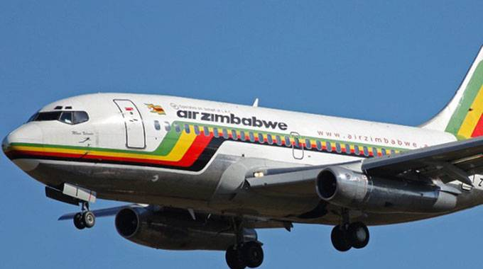 Air Zimbabwe's B767 back in skies