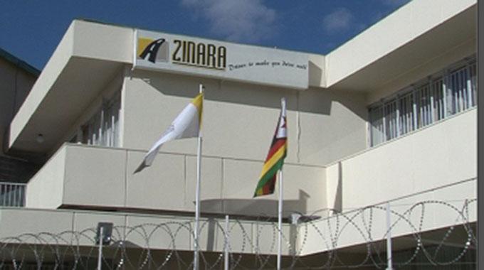 Zinara bosses get US$8 000 for hairdo