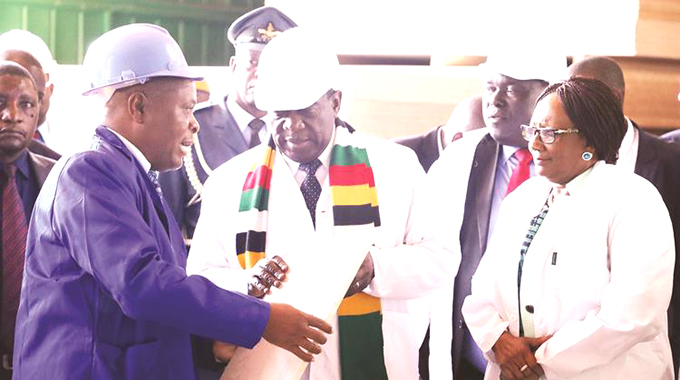 Source funds internally, President urges firms
