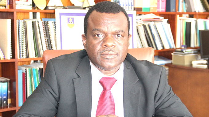 Mapfumo appointed UZ Vice Chancellor