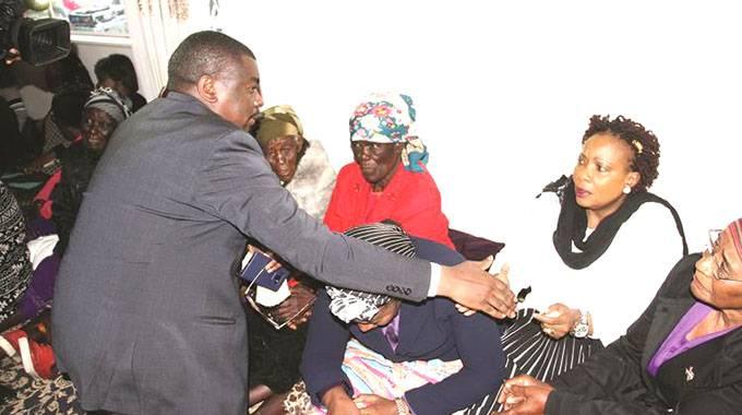 First Lady mourns Tsvangirai's daughter