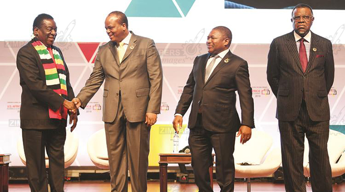 ED throws weight behind free trade