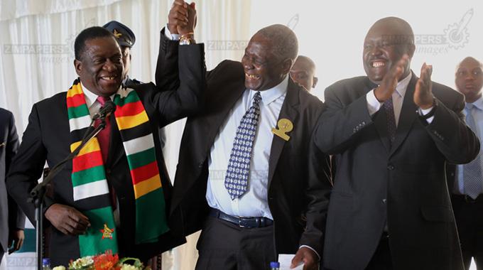Gukurahundi tops ED, chiefs indaba