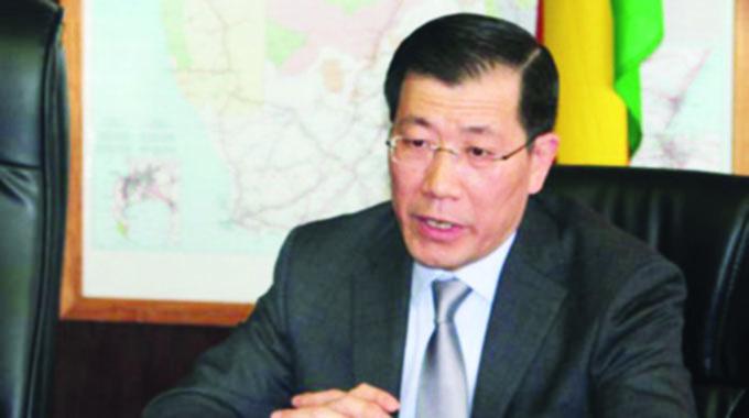 Zim-China trade surplus tops US$455m