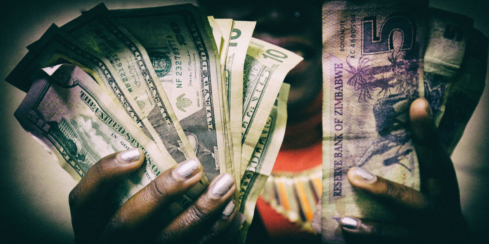 zimbabwe currency to us dollar