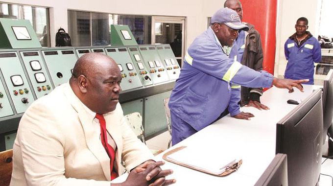 Harare seeks to salvage waterworks
