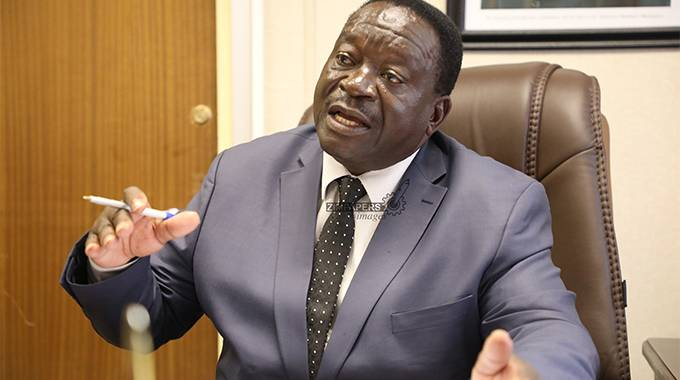 JUST IN: Matemadanda on corrupt bigwigs
