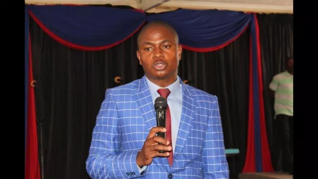 Apostle Chiwenga in fatal accident