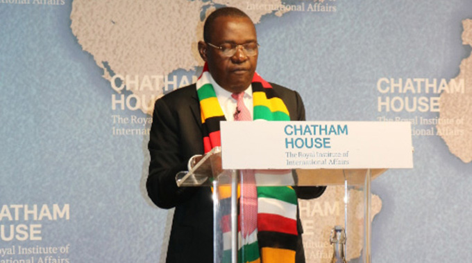 Sanctions now outdated: SB Moyo