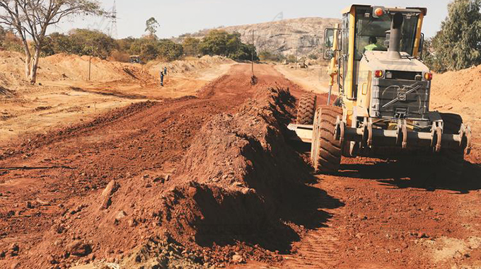 Road projects to be completed timeously, says Matiza