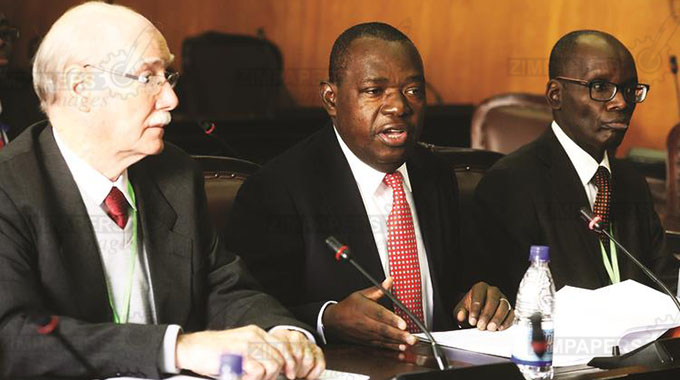 New rules for Zim diplomats