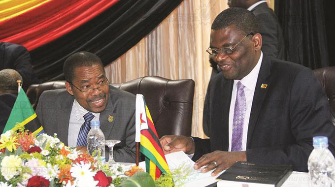 8th Zim-Tanzania Joint Permanent Commission begins