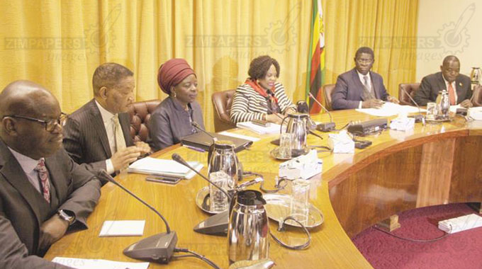 Cabinet approves two Bills
