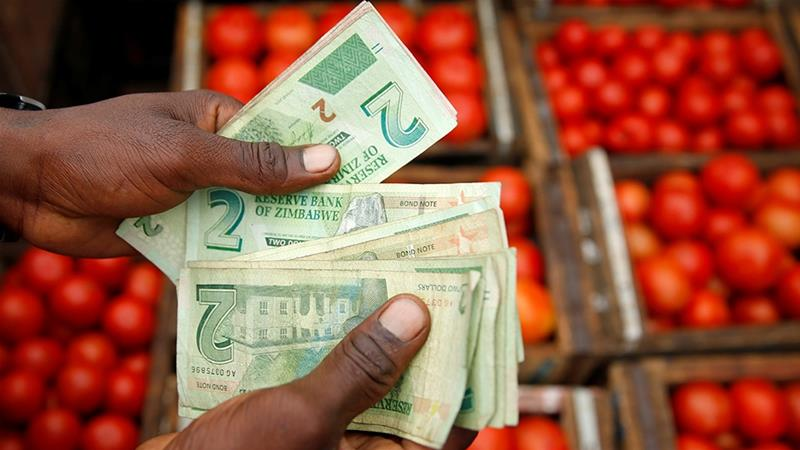 Prices are soaring in Zimbabwe a decade after hyperinflation forced it to ditch its currency [File: Philimon Bulawayo/Reuters]
