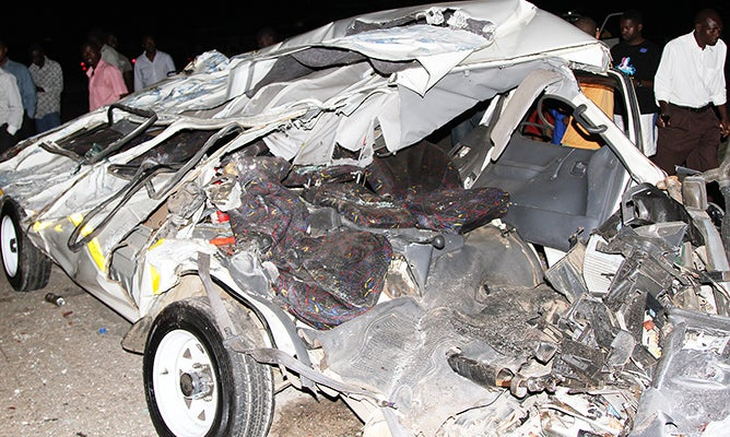 6 die in Chachacha accident - Zimbabwe Situation