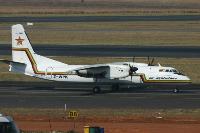 Air Zimbabwe MA60