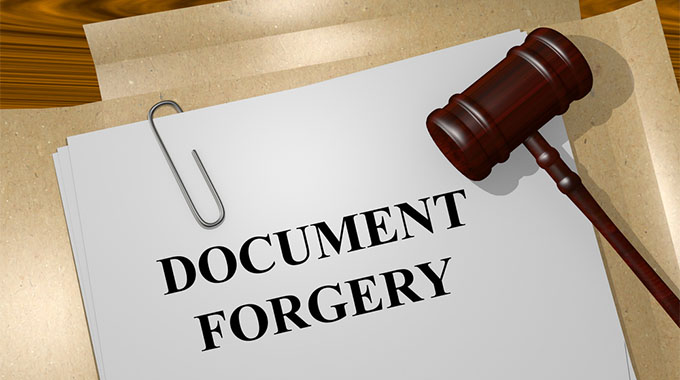 Harare lawyer in soup over forgery claims