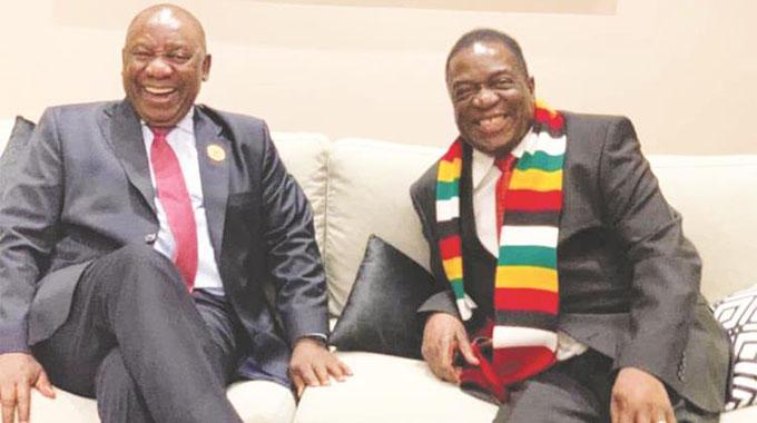 ED, Ramaphosa in energy talks . . . New Eskom deal on cards