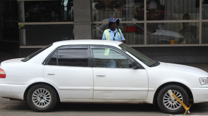 Outcry over clamping fines hike